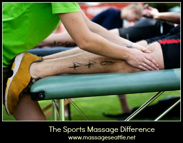 Sports Massage Seattle